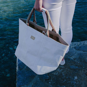 sydney bag white (VEGAN)