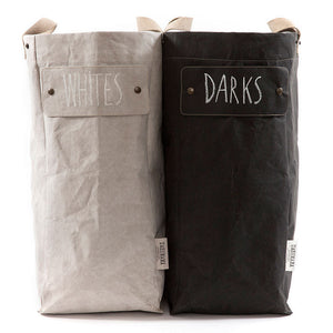 * LAUNDRY BAG (VEGAN) - wholesale