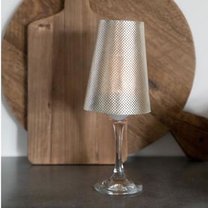 * LAMPSHADE PERFORATED - wholesale