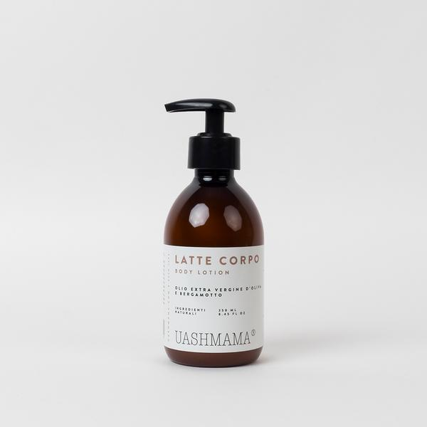 latte corpo (body milk)