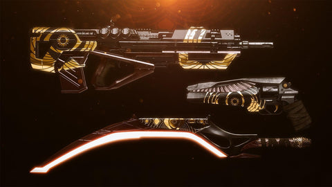 Trials Of Osiris Adept Weapons