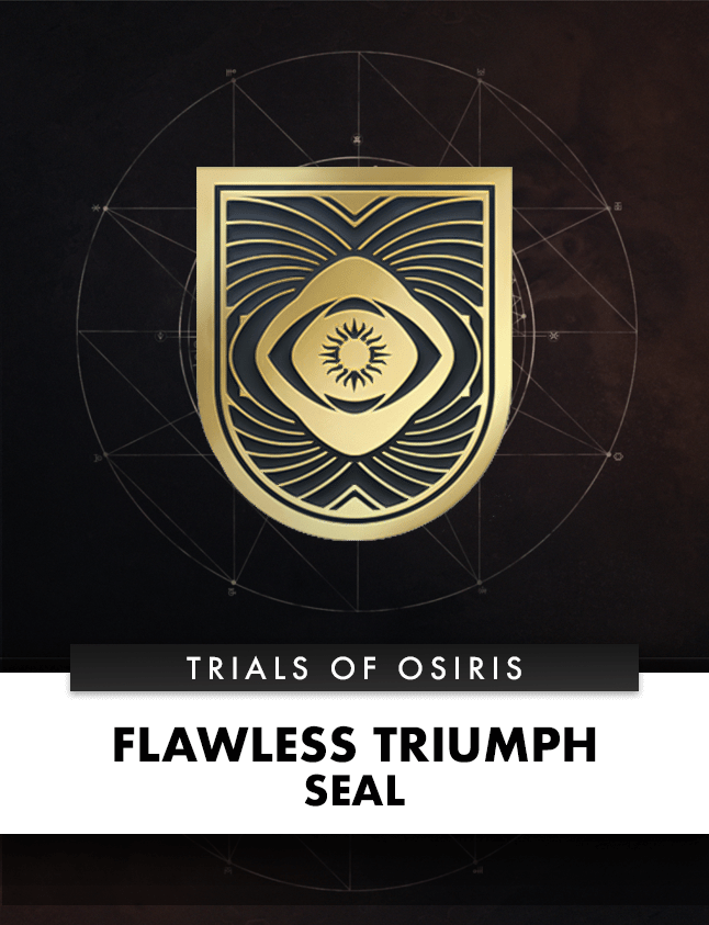 FLAWLESS TRIUMPH SEAL - DestinyOutlet