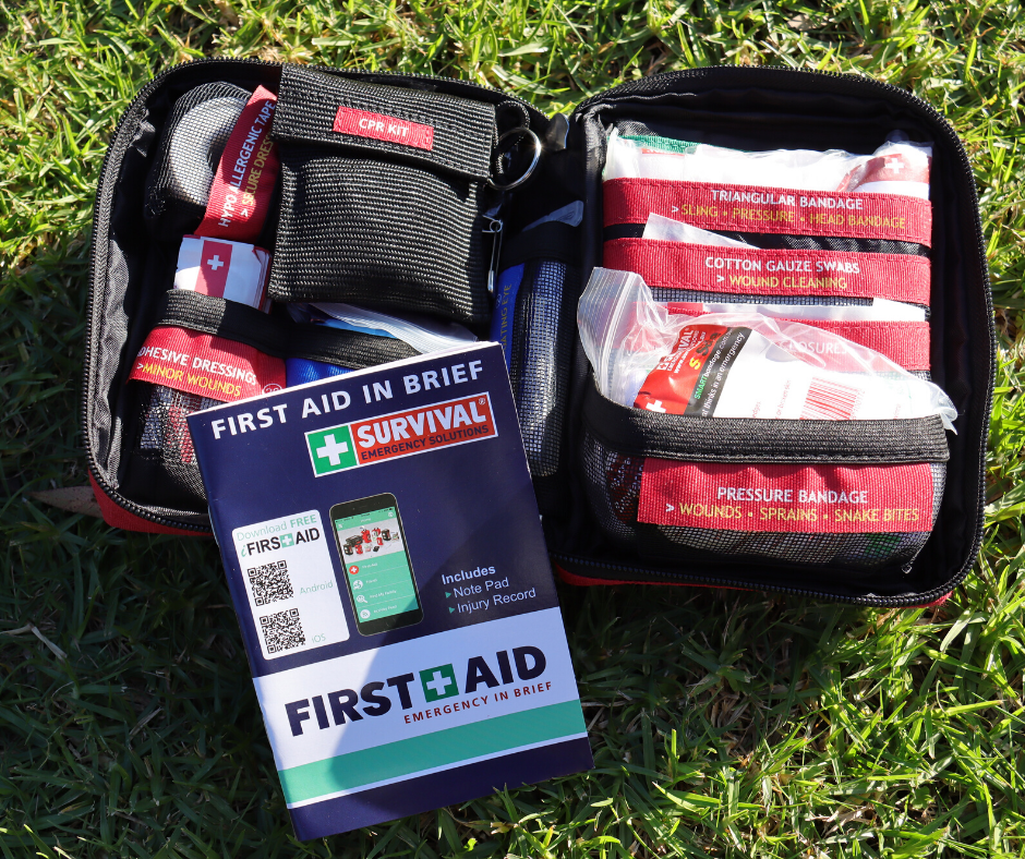 First Aid Kits - Essential Items
