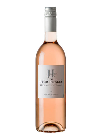 H de L Hospitalet Rose - Gerard Bertrand | Winery-Outlet.com