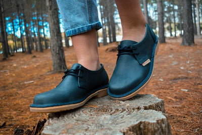 Aimee - Freestyle SA Proudly local leather boots veldskoens vellies leather shoes suede veldskoens