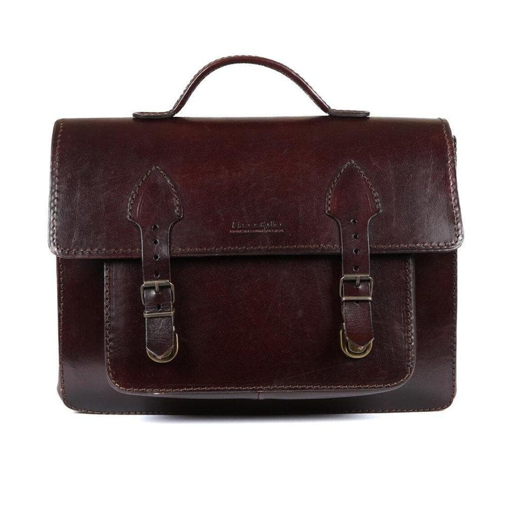 Attache Case - Freestyle Handcrafted Leather Proudly local leather boots veldskoens vellies leather shoes suede veldskoens