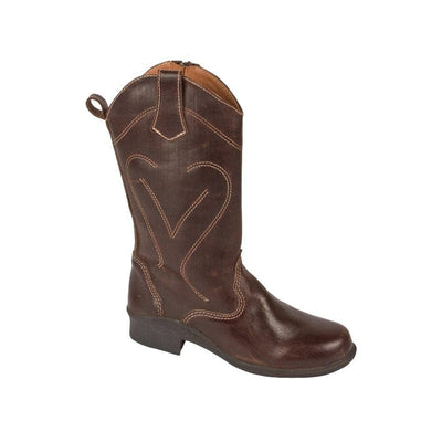 Cowboy Ladies - Freestyle Handcrafted Leather Proudly local leather boots veldskoens vellies leather shoes suede veldskoens