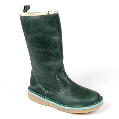 Eskimo Boot - Freestyle Handcrafted Leather Proudly local leather boots veldskoens vellies leather shoes suede veldskoens