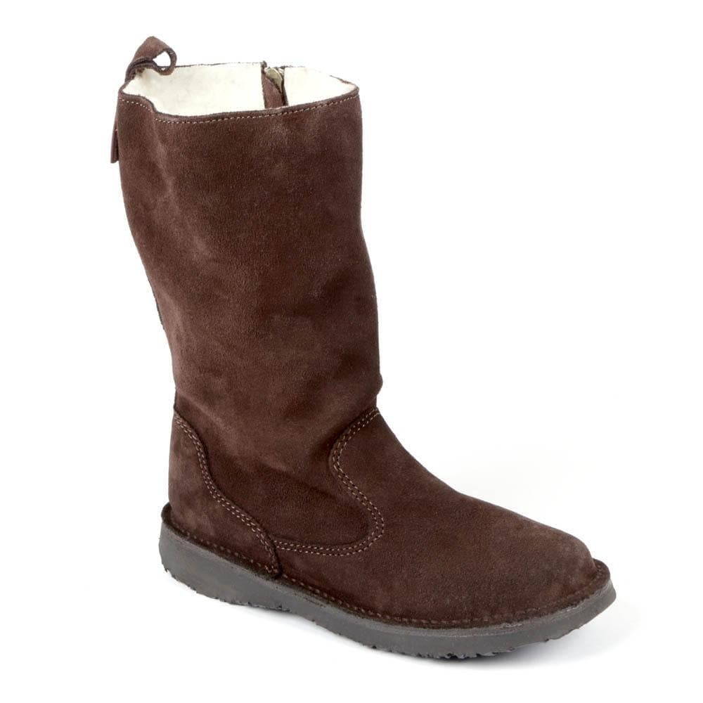 Eskimo Boot Suede - Freestyle Handcrafted Leather Proudly local leather boots veldskoens vellies leather shoes suede veldskoens