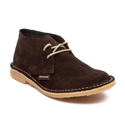 Hunter Boot Unisex Suede - Freestyle Handcrafted Leather Proudly local vellies leather boots veldskoens vellies leather shoes suede veldskoens