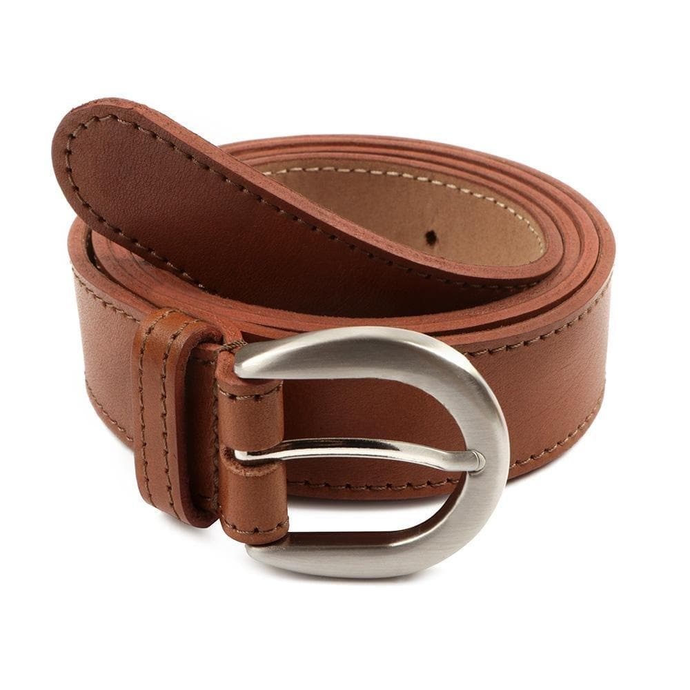 Lexi 25mm Ladies Premium Leather Belt - Freestyle SA Proudly local leather boots veldskoens vellies leather shoes suede veldskoens