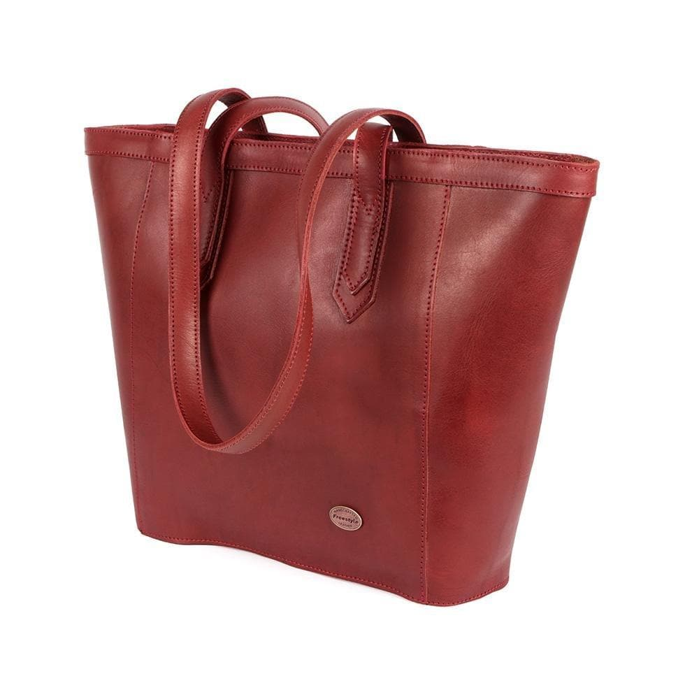 Shopper bag - Freestyle SA Proudly local leather boots veldskoens vellies leather shoes suede veldskoens