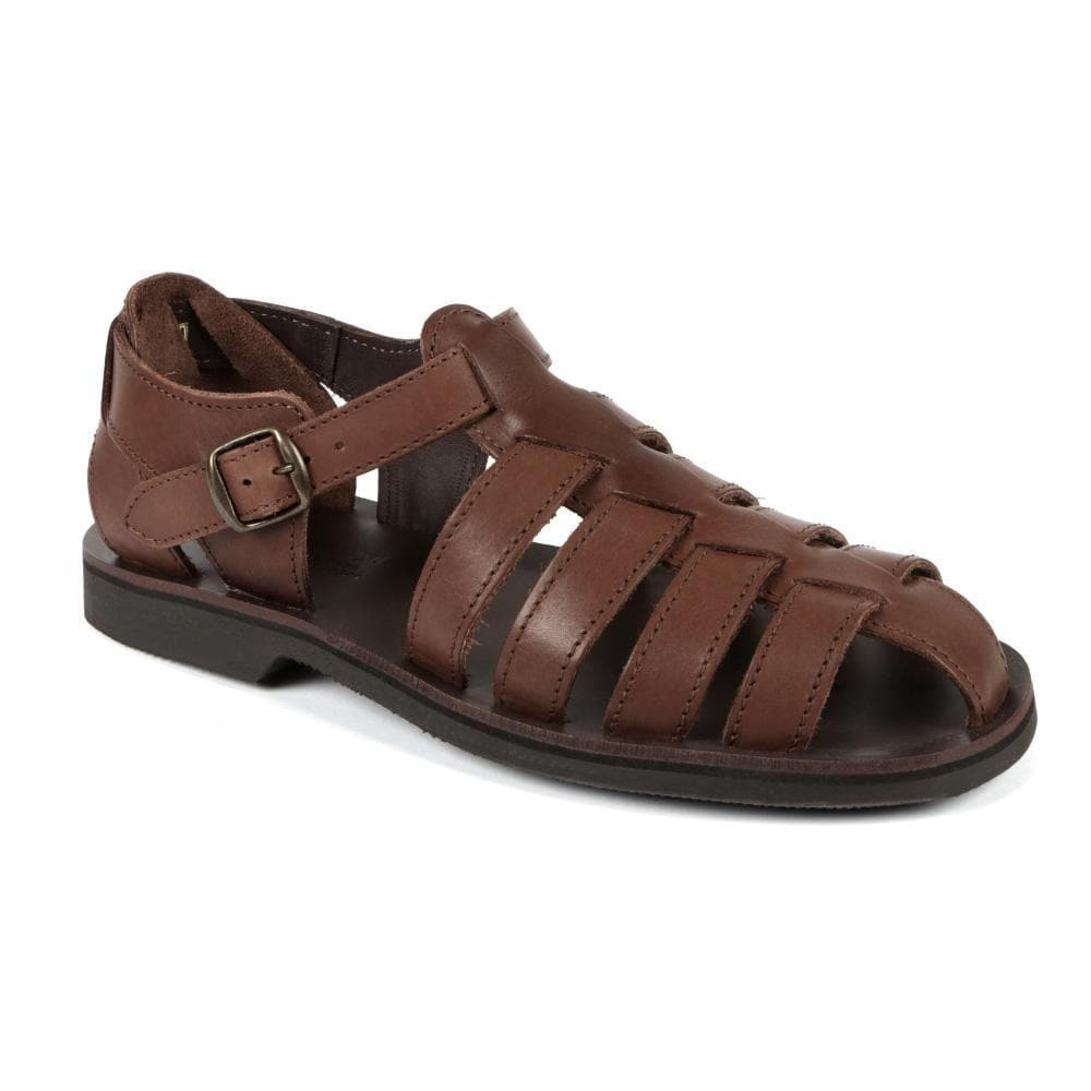 Spartacus Sandal - Freestyle SA Proudly local leather boots veldskoens vellies leather shoes suede veldskoens