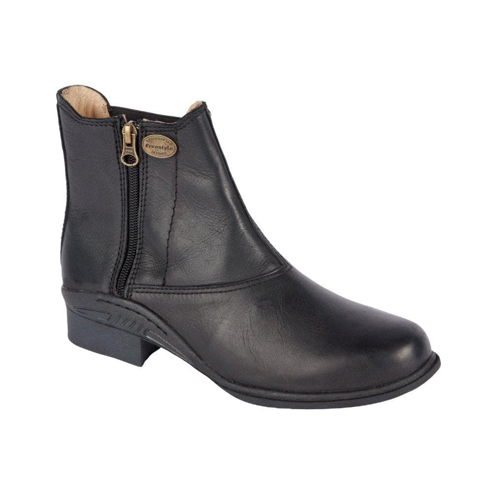 Yardmaster Equestrian - Freestyle Handcrafted Leather Proudly local leather boots veldskoens vellies leather shoes suede veldskoens