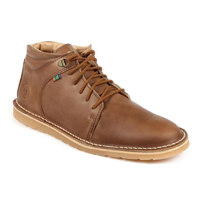 Zambezi MKV Boot - Freestyle Handcrafted Leather Proudly local leather boots veldskoens vellies leather shoes suede veldskoens