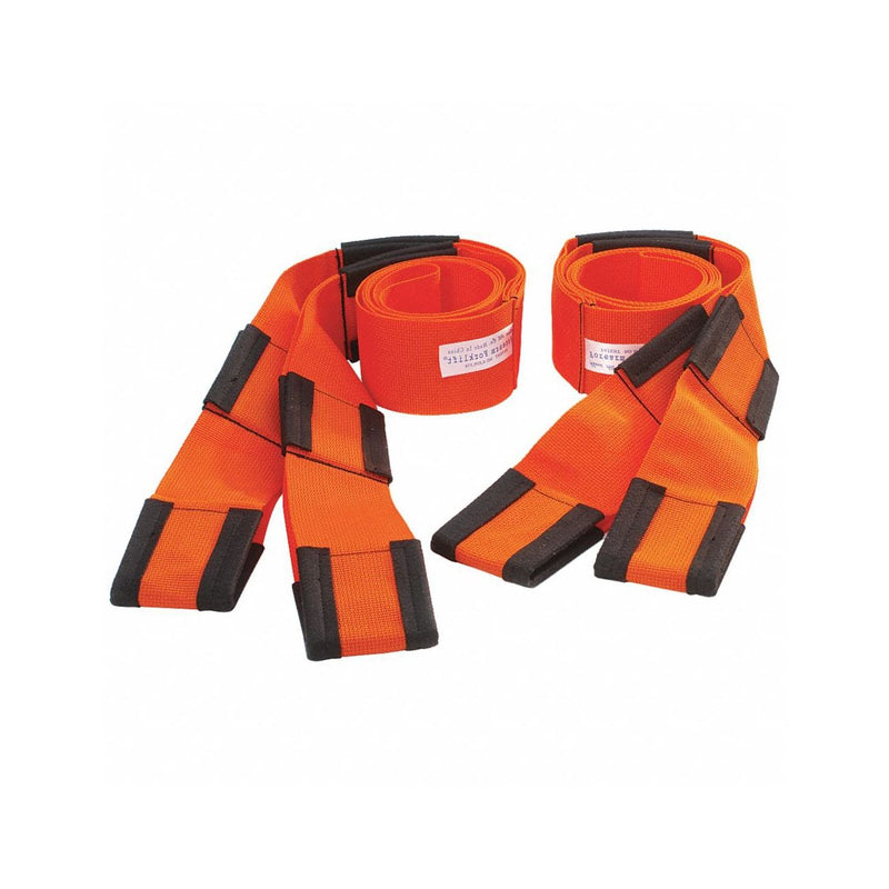Forearm Forklift lifting straps, pack of 2, by UsedCardboardBoxes.