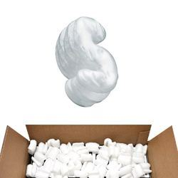 1 Bag of NEW Packing Peanuts (3.5 cu.ft volume), by UsedCardboardBoxes.