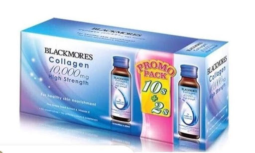 Blackmores Collagen 10000mg - iPharmaHome Trusted Pharmarcy Online Malaysia