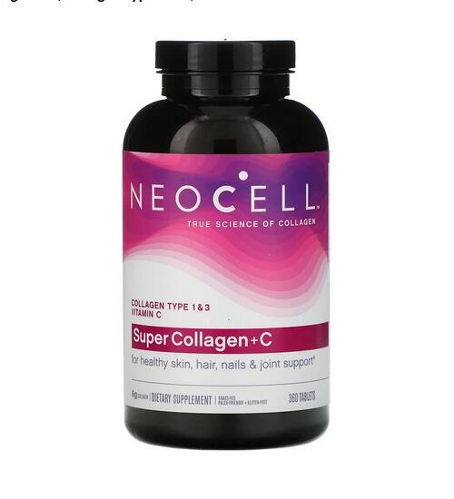 Neocell Super Collagen Plus C - iPharmaHome Trusted Pharmarcy Online Malaysia