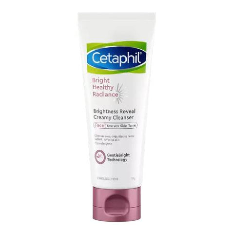 13. CETAPHIL Bright Healthy Radiance Brightness Reveal Creamy Cleanser - iPharmaHome Farmasi Online Malaysia
