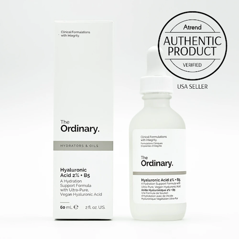 3. The Ordinary Hyaluronic Acid 2% + B5 - iPharmaHome Pharmacy Online