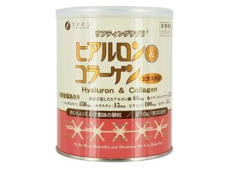 Fine Japan Hyaluron & Collagen - iPharmaHome Trusted Pharmarcy Online Malaysia
