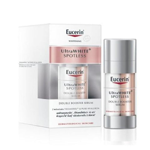 8. EUCERIN Ultra-White Spotless Double Booster Serum - iPharmaHome Pharmacy Online Malaysia