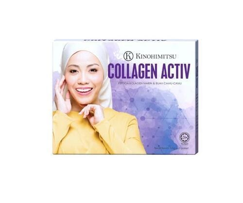 Kinohimitsu Collagen Active - iPharmaHome Trusted Pharmarcy Online Malaysia
