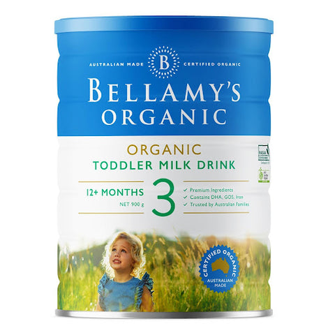 BELLAMY S Step 3 Toddler Milk Drink - iPharmaHome Pharmacy Online Malaysia