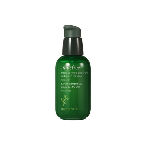 Innisfree Intensive Hydrating Serum with Green Tea Seed - iPharmaHome Pharmacy Online Malaysia