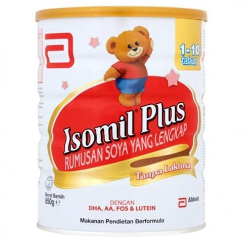 Isomil Plus (1 to 10 Years Old) - iPharmaHome Pharmacy Online Malaysia