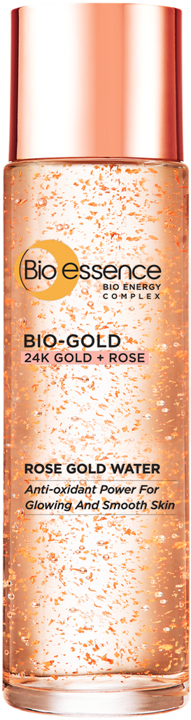 *BIO-ESSENCE Bio-Gold Rose Gold Water (100ml)