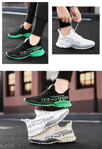 Men Comfortable Sports Outdoor Running Shoes