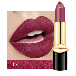 Pearlescent And Matte Lipsticks - Make Your Delicate Makeup Look Even Better