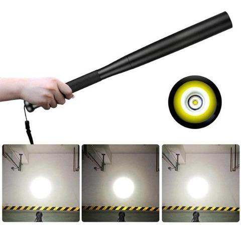 Baseball Bat LED Flashlight-Essential for dangerous situation