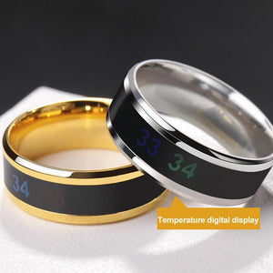 Temperature Display Ring