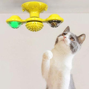 Windmill Cat Toy-Prevent cats from becoming depressed