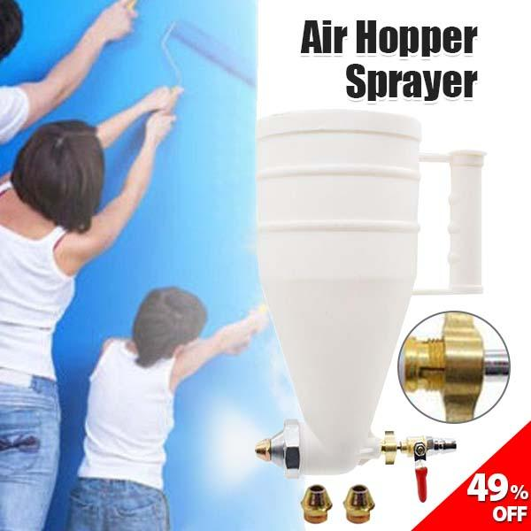 Air Hopper Sprayer-Drywall Wall Painting Sprayer
