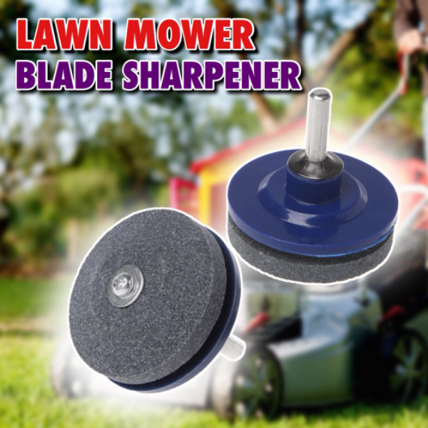 LAWN MOWER BLADE SHARPENER(can grind all kinds of sharp things)
