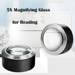 LED 5X Magnifying Glass