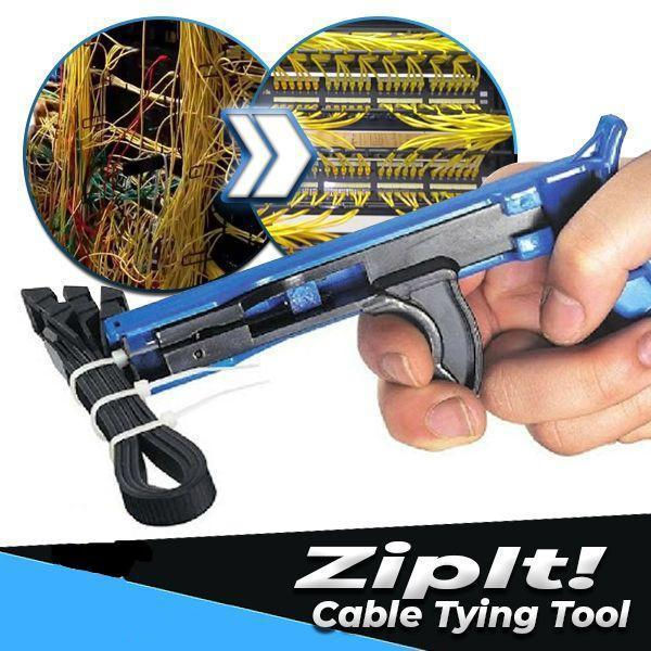 Limited Quantity 49% OFF - CABLE TYING TOOL