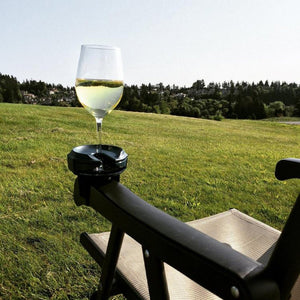 Outdoor Wine Glass Holder Straps