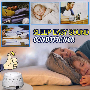 Exclusive 49% Off Only For You - Soothing Sound Conditioner White Noise Machine