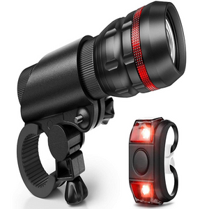 Bicycle Front And Tail Light-49%OFF