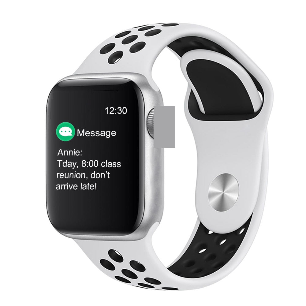 """2019 Hot Smart Watch 1.4"""" Full Touch Screen Men Women Heart Rate Blood Pressure Monitor Smartwatch 5 for Android Apple IOS Phone"""