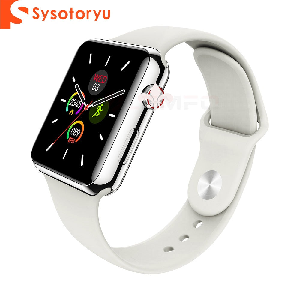 2020 Smart Watch Series 3 Full Touch Screen Heart Rate Blood Pressure Measure for Apple Watch for Android Apple IOS Phone