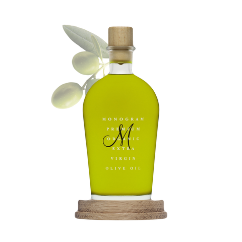 MONOGRAM Premium Bio Olivenöl 500ml - Loyal Taste