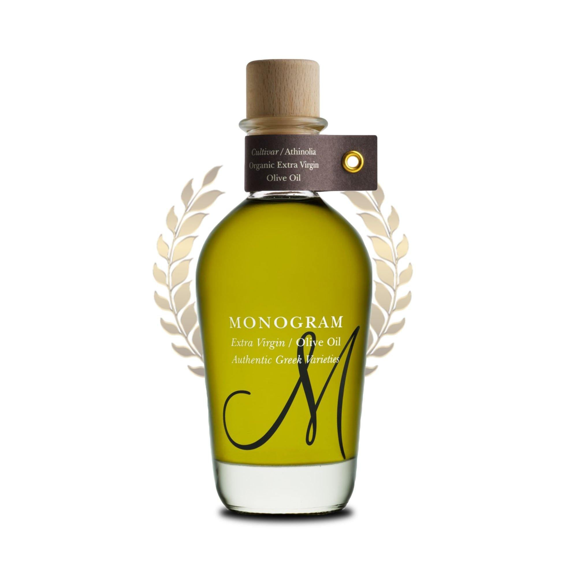 MONOGRAM Extra natives Bio Olivenöl- Athinolia 250ml - Loyal Taste