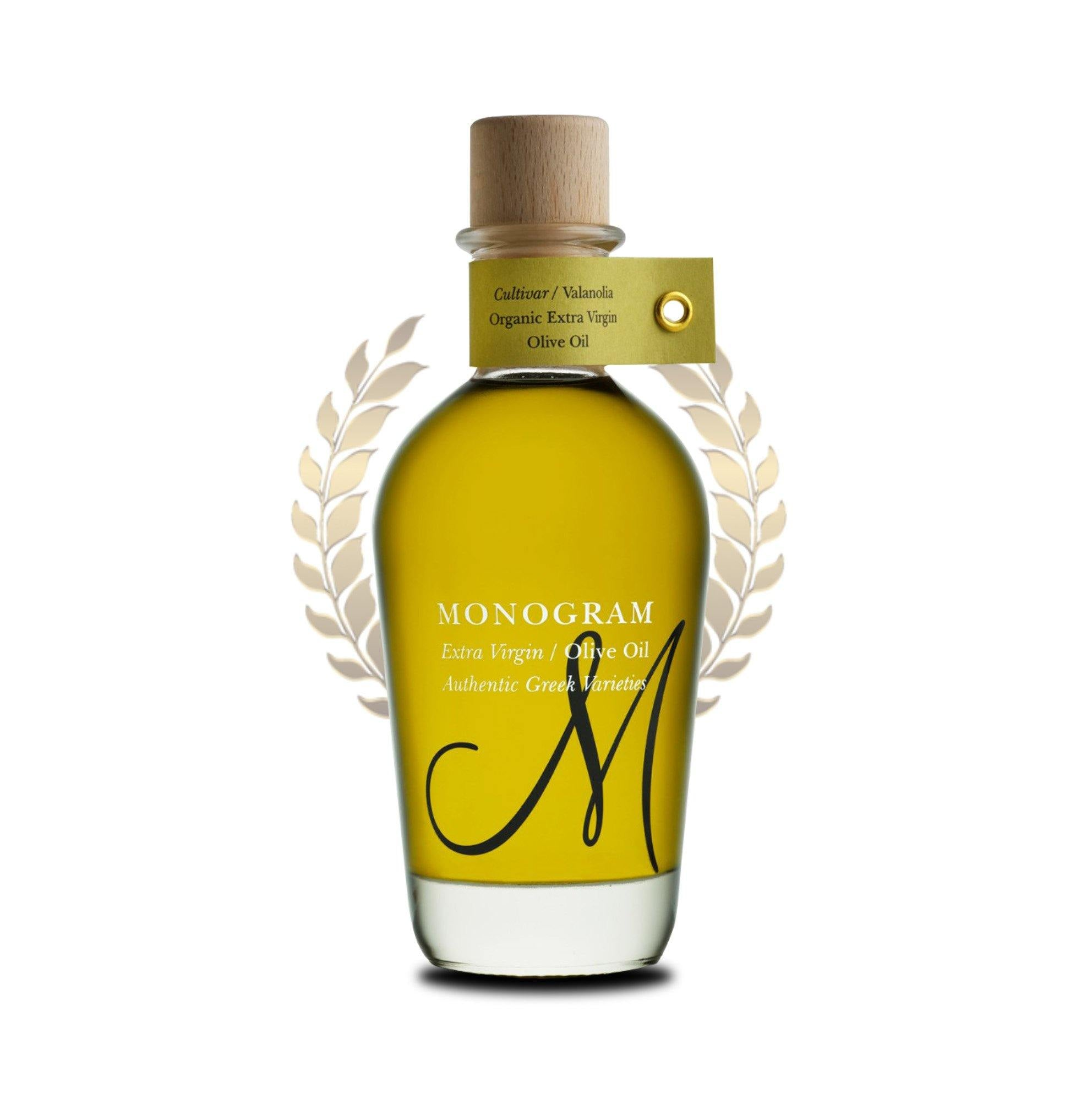 MONOGRAM Extra natives BIO Olivenöl- Valanolia 250ml - Loyal Taste