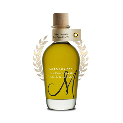 MONOGRAM Extra natives Olivenöl- Maroneia 250ml - Loyal Taste